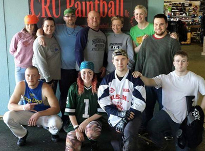 cru paintball customers