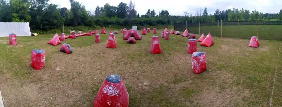 cru paintball outdoor field